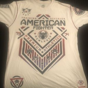 American Fighter Men's Tee (Large)